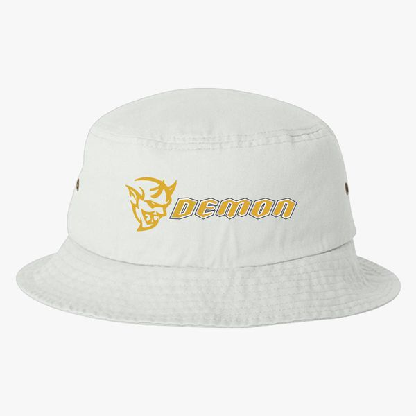 dodge demon Bucket Hat - Embroidery +more ea6c7c28863