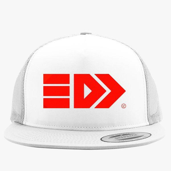 bf0bf5a07a0 Splatoon Takoroka - Red Trucker Hat (Embroidered)
