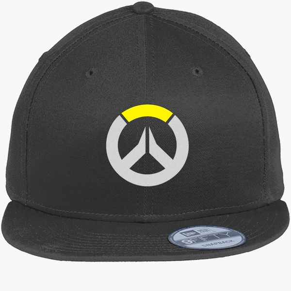 Overwatch Logo 1 New Era Snapback Cap (Embroidered)  e53d28afb50