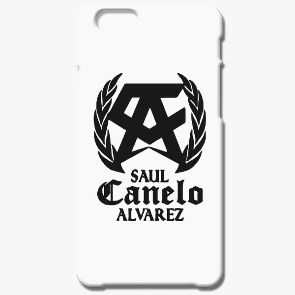 Saul Canelo Alvarez Black Iphone 66s Plus Case Customon