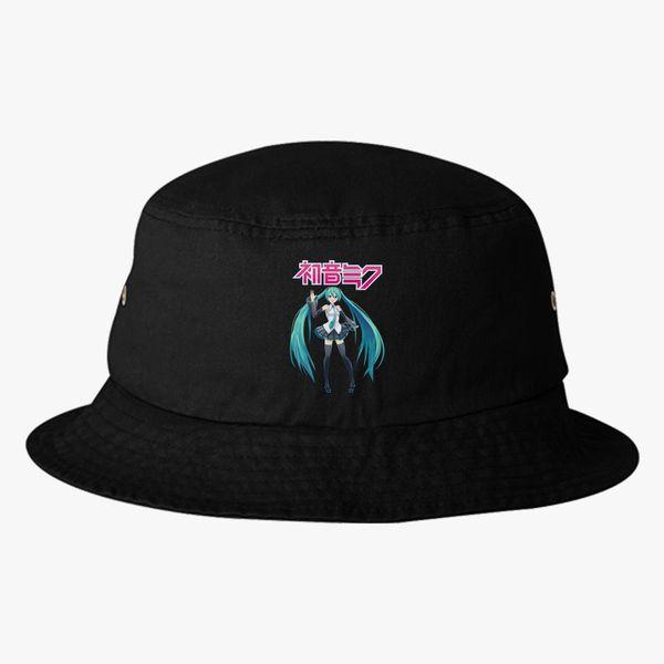 6cb9f71d9d0 Hatsune Miku Bucket Hat Change style