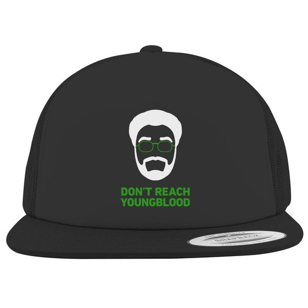 Don'T Reach, Youngblood Foam Trucker Hat Black / One Size