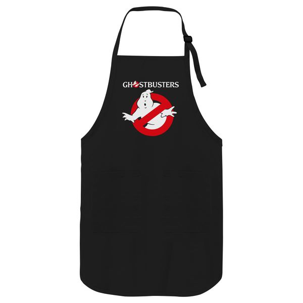 Ghostbusters Apron Black / One Size