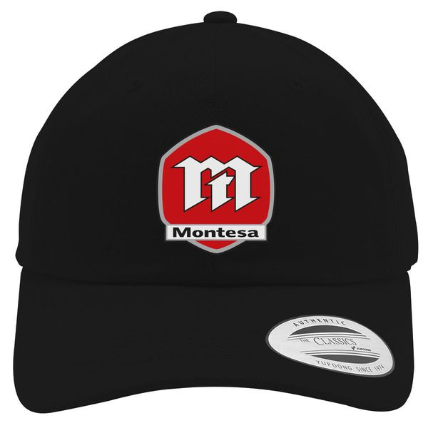 Montesa Cotton Twill Hat Black / One Size