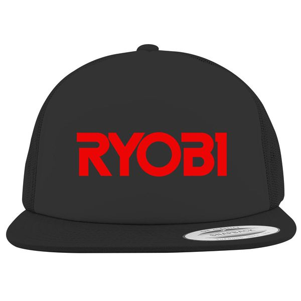 Ryobi Foam Trucker Hat Black / One Size