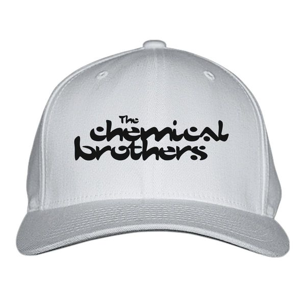 The Chemical Brothers Logo Baseball Cap White / S/M