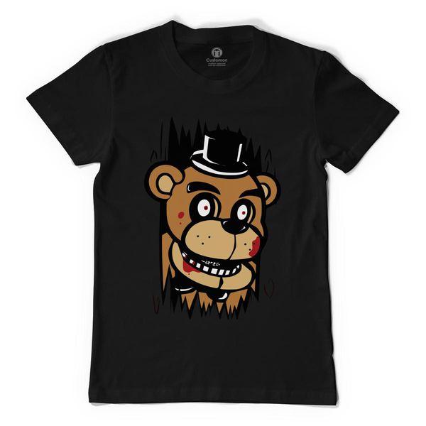5 Nights At Freddy's Men's T-Shirt Black / S
