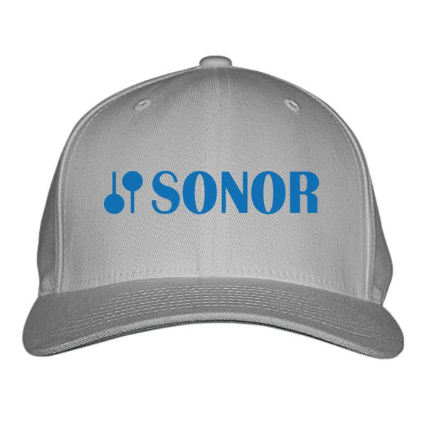 Sonor Drums Baseball Cap Gray / S/M
