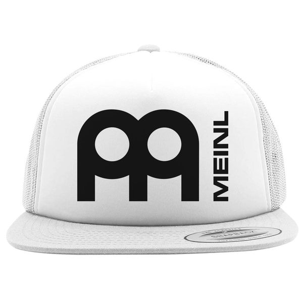 Meinl Percussion Foam Trucker Hat White / One Size