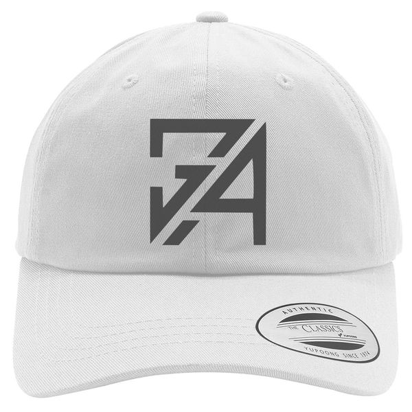 Giannis Antetokounmpo Cotton Twill Hat White / One Size