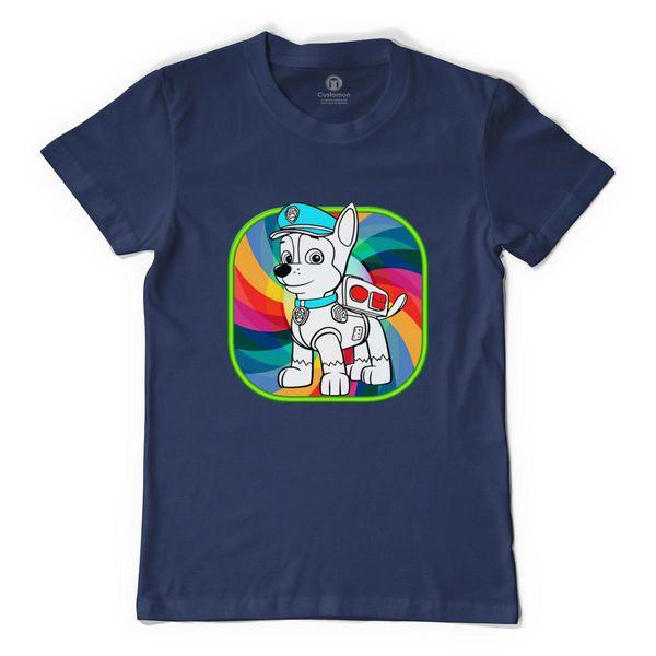 Paw Patrol Men's T-Shirt Navy / S