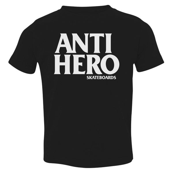 Anti Hero Toddler T-Shirt Black / 3T