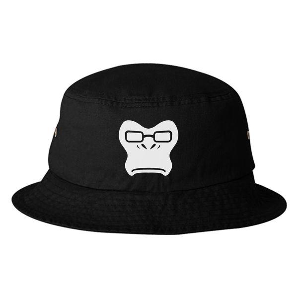 Winston White Bucket Hat Black / One Size