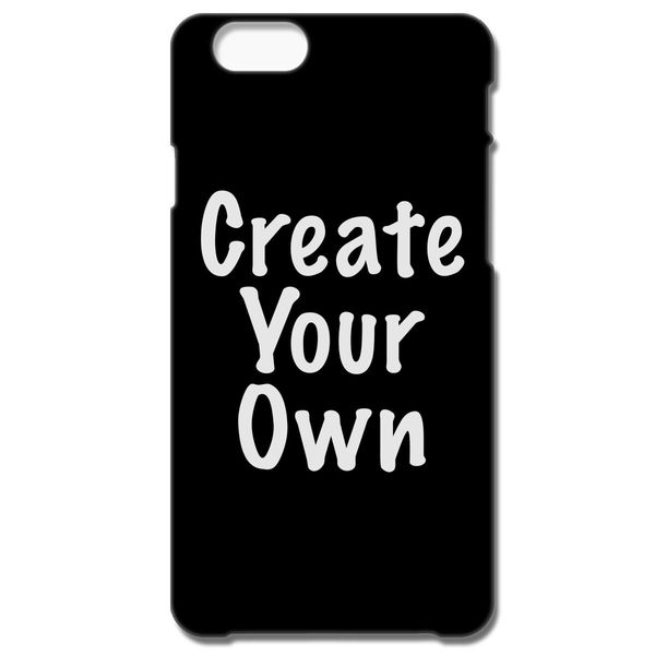 Create Your Own Iphone 8 Plus Case Black / One Size