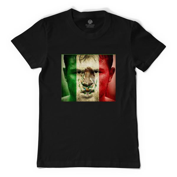 Canelo Alvarez Men's T-Shirt Black / S